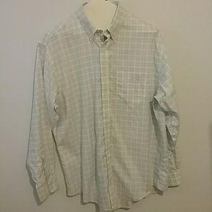 346 BROOKS BROTHERS shirt size L